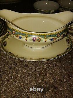 1930's Antique AMC Germany V ACC3 Porcelain China Set CIRCA1930