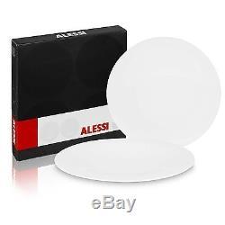 25Pcs ALESSI KU Dinner Service Porcelain Tableware Dining Plate Bowl & Dish Set
