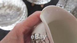 27 Pcs Myott Royal Mail Staffordshire England Dinner Set +more Bowls Gravy Plate