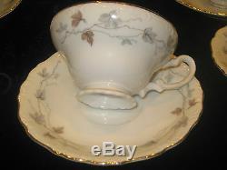 65pc. Vintage Japan Fine China Set Lovely Maria 3829 Pattern-very Elegant