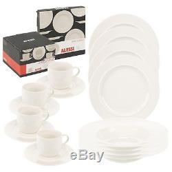 ALESSI La Bella Dinner Service Porcelain Tableware Dining Plate Bowl & Mug Set