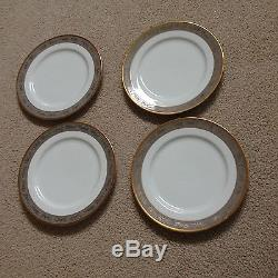 Christian Dior MANDARIN DYNASTY Dinner Plates 10 7/8 set of 4