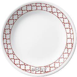 Corelle Dinnerware Set For 12 Stoneware 74 Piece Dinner Plates Kitchen Dishes