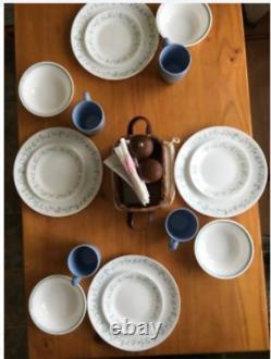 Corelle Livingware Country Cottage 16-Piece Dinnerware Set for 4