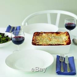 Gordon Ramsay Dinnerware Plates Dishes Bowls Salad Dinner Mugs Kitchen Set 16pcs