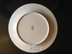 LENOX Holiday Tartan Fine Bone China Ivory set of (4) Dinner Plates