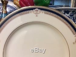 Lenox China BUCHANAN Set of (6) Dinner Plates Excellent CONDITION