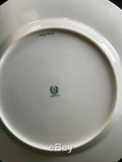 Lenox China Dinner Plates 1830/s66 Set Of 8