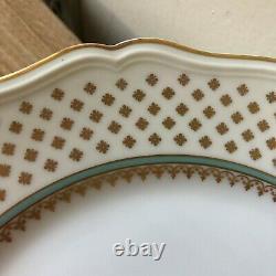 Lovely Raynaud Ceralene Limoges Malmaison Set of 6 Dinner Plates