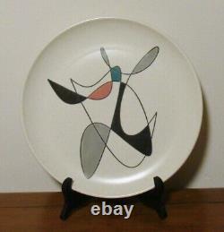 Metlox Poppytrail California Contempora Dinner Plate Set of 5