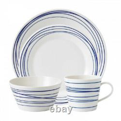 NEW Royal Doulton Pacific Lines Dinner Set 16pce