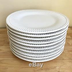 New Lenox Butlers Pantry Dinner Plate Set Of 10