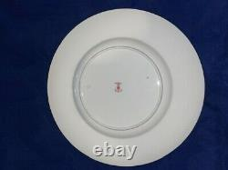 Rare 11 Royal Crown Derby Old Imari 10 3/8 Dinner Plate Set Sold Individually