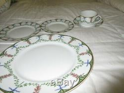 Raynaud limoges Festivities China Dinnerware Set