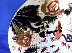 Reduced 33% from $539 to $359 Set/6 Pristine Coalport Hong Hong Dinner Plates