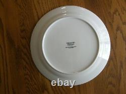 Set 4Woodland Berry Dinner Plates Up North, Christmas, Nature New