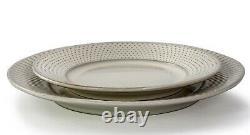 Set Dinnerware 16 Pcs Dishes Dinner Plate Bowl Mug Vintage Modern Classic New