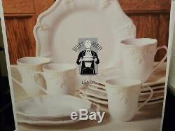 Set Of 12 Lennox Butlers Pantry Gourmet Dinner & Accent Plates, Mugs. Brand New