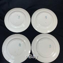 Set of 12 Vintage Antique Johnson Brothers Bros Pareek Belgravia Dinner Plates