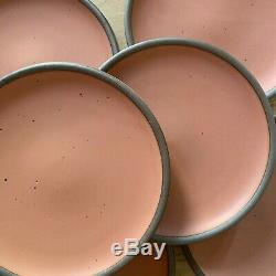 Set of 8 East Fork Dinner Plates in mega-coveted Utah glaze