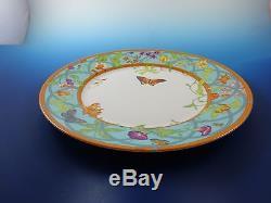 Siesta Island by Hermes of Paris Set of 2 Porcelain Dinner Plates 10 3/4