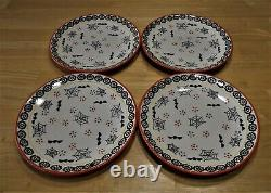 Temptations Boofetti 16 piece Dinnerware Set (Display rack not included)