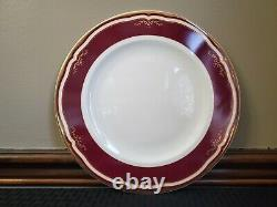 Titanic 2nd Class White Star Line Dinner Plate Side Plate Cup Saucer & Bowl Set