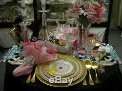 VERSACE BYZANTINE MEDUSA 5 PIECE PLACE SETTING OF Dinner PLATE CUP NEW BOX $700