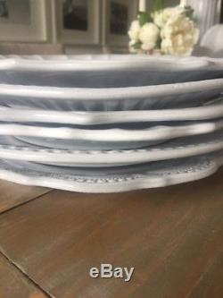 VIETRI Incanto Set Of 6 Dinner Plates (1A)