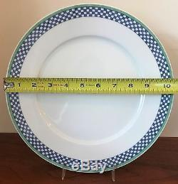 Villeroy & Boch Switch 3 Castell Plate Set of 5 3 Dinner, 2 Salad Plates