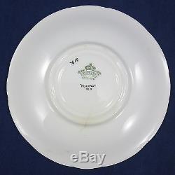 Vintage English Bone China Aynsley Plate Sets Dinner/Salad Pattern Keswick 7619