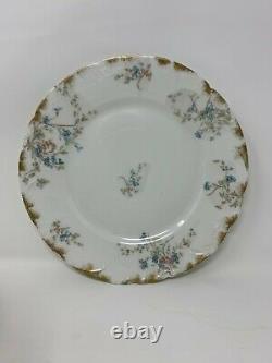 Vintage Limoges Dinner Plate Set of 12
