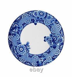 Vista Alegre Porcelain Blue Ming Charger Plate Set of 4