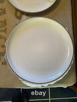Vtg 1970s HEATH CERAMIC SAUSALITO Dinner Plates Set Of 5 Perfect Unused