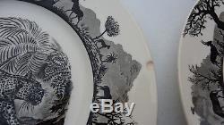 Wedgewood Kruger National Park Plate Set Made in England Dinner Plates