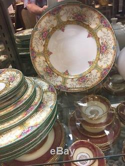 Wedgwood Bone China ST AUSTELL Last of the Set 4 Dinner Plates Included +++
