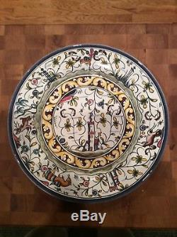 Williams Sonoma Provence Dinner Plate (12 3/8 inches) Hard to Find (Set of 4)